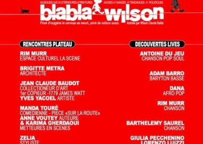 Marc Gannot_Blabla Wilson